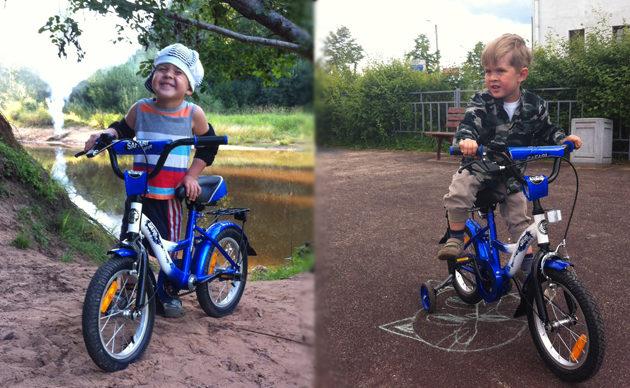 Как за 3 недели научить ребенка кататься на двухколесном велосипеде. Без травм и разбитых коленок