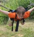 Прыгунки с возможностью летать и кувыркаться— супер средство для физического развития ребенка