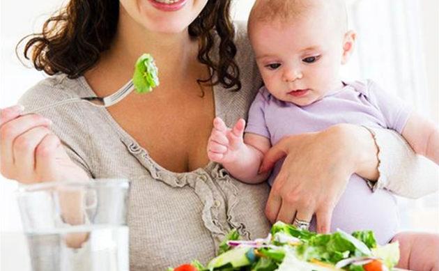 Хотите избежать колик у грудничка? Соблюдайте правильную диету