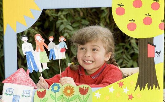 Как с помощью театра легко и играючи помочь ребенку развить речь и навыки общения