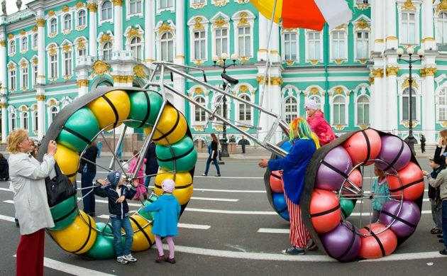Веселый день рождения в СПб— на любой вкус и бюджет