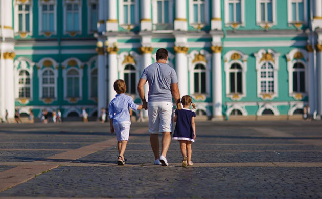 Куда следует сходить с детьми в Санкт-Петербурге. Вы были в бесплатном океанариуме?