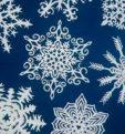 Как сделать простые и необычные снежинки к новому году своими руками: объемные, из полосок бумаги, балеринки, кусудама
