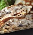 Сочная начинка для блинов из курицы: с сыром, рисом, яйцом, грибами в сливках