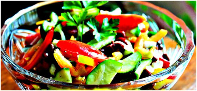 витаминные салаты рецепты