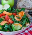 Витаминные салаты рецепты с фото. Простые и вкусные рецепты зимой и на каждый день