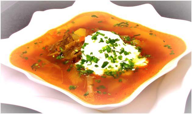 Щи из квашеной капусты — классические рецепты как приготовить вкусные кислые щи