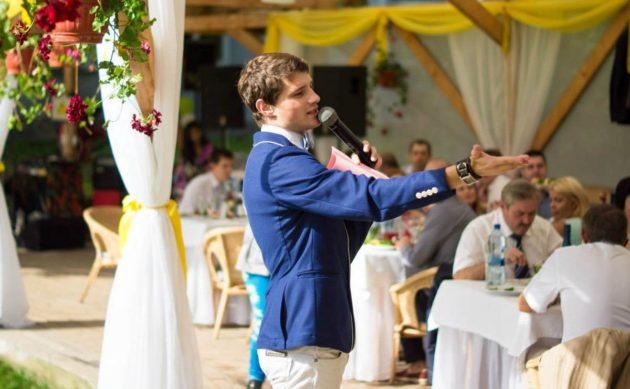 Как подобрать профессионального ведущего на свадьбу